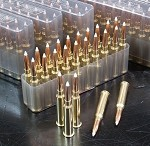Custom Loaded 6.5mm BRM Nosler Accubond 140gr Ammunition (20)
