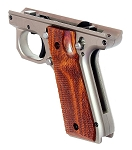 Walnut Grips for Ruger for Mk II, Mk III, and 22/45 by Majestic Arms