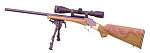 Model 97D Rifle 17 Hornet - Includes 100 Rnds Free Ammo - Ships Today!