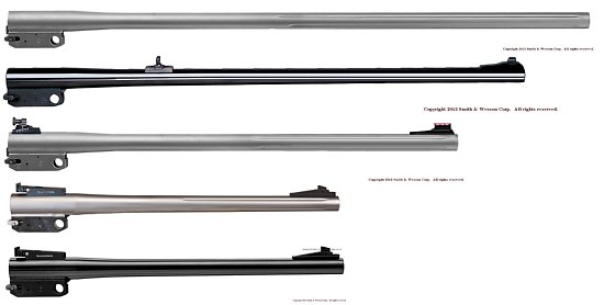 TC Encore Rifle and Pistol Barrels