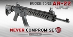 ATI Ruger© 10/22 AR-22 Conversion Kit
