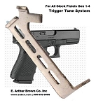 Ruger SR9 | SR9C | SR40 | SR40C Trigger Tune-Up by Ghost, Inc