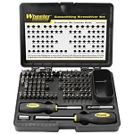Wheeler Professional-89 Gunsmith Screwdriver Set