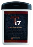 T-17 Firearm Wipes (50)