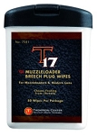 T-17 Muzzleloader Breech Plug Wipes (50)