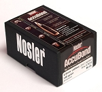 Nosler AccuBond Bullets 243 Caliber, 6mm 90 grain Bonded Spitzer Boat Tail (Qty 50)