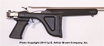 Choate Encore Folding Butt Stock