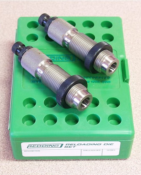 Redding 80421 2-Die Set fits 6mm Remington Improved