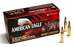 American Eagle 17 Hornet Ammo 20 Grain Tipped Varmint 50 Rounds