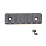 GunTec Short Sectional Rail for Free Floating AR15 Handguard
