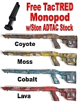 ADTAC RM4 10/22 Rifle Stock by TacStar | STON Camo Patterns