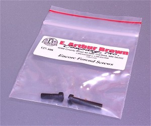 TC Encore Rifle Forend Screws (Package of 2)