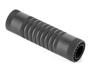 Hogue AR-15 Carbine Forend - Knurled Aluminum Free Floating