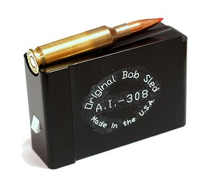 Original Bob Sled AI-308 Single Shot Loading Mag