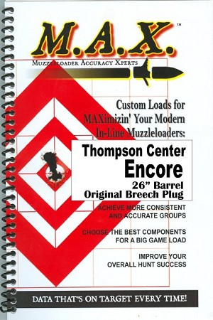 Custom Load Data for Muzzle Loaders - by Russell Lynch