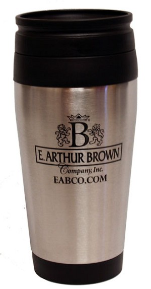 EABCO Stainless Steel Travel Mug