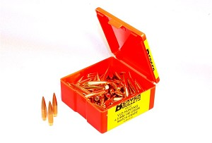 Berger Match Hunting VLD Bullets .243 caliber, 6mm 95 grain
