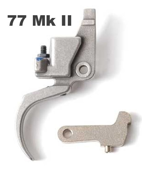Timney Ruger M77 MKII Triggers Right or Left Handed