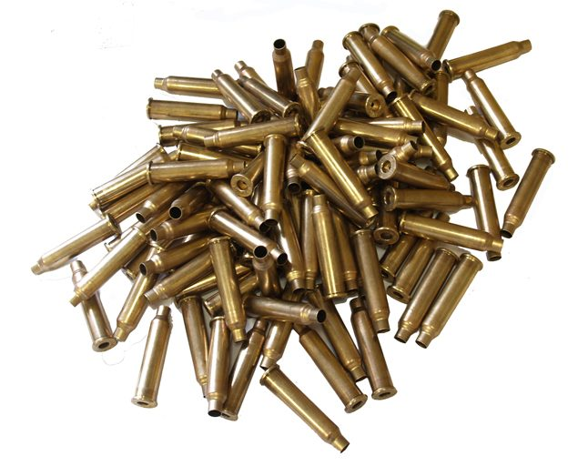 Custom 6mm BRM Brass for Hand Loading (Qty 50)