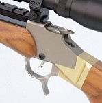 Unclaimed Custom Model 97D Rifle in 17 Hornet with Ambidextrous Stock
