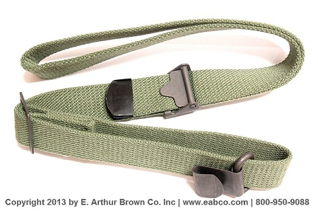 U.S.G.I. Web Sling - Clip and Loop Shooting System