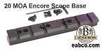 T/C Encore 20 MOA Scope Base