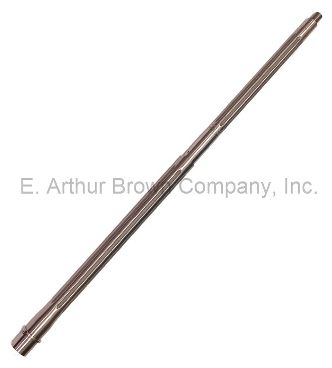 AR-15 224 Valkyrie 24'' Accuracy Barrel by EABCO - Stainless Fluted Threaded HBAR