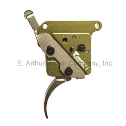 Timney 516-V2 Elite Hunter Trigger fits Rem 700 w/Safety LEFT Handed Nickel
