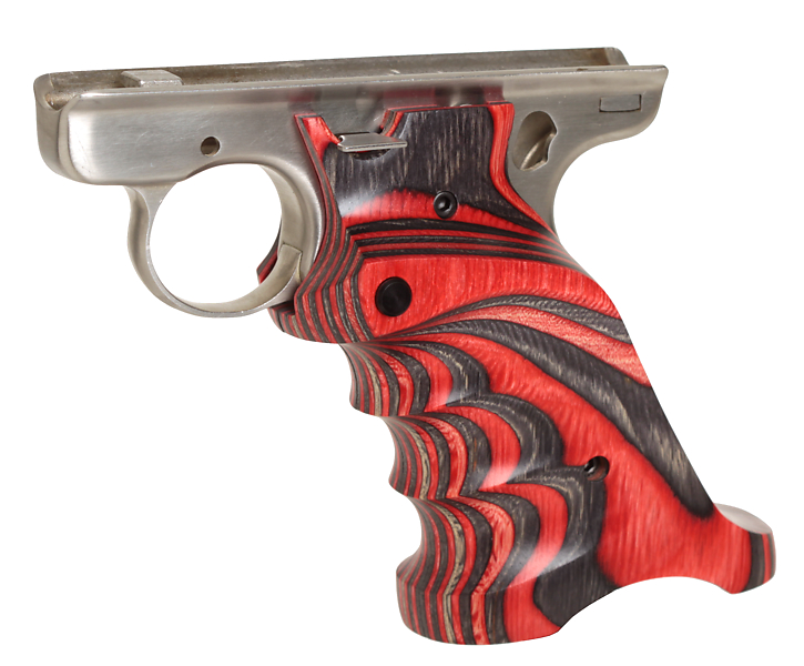 Laminated Target Grips for Ruger Mk III by Volquartsen