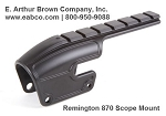 Remington 870 Scope Mount