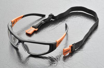 ELVEX Go-Specs II Shooting-Safety Glasses/Goggles
