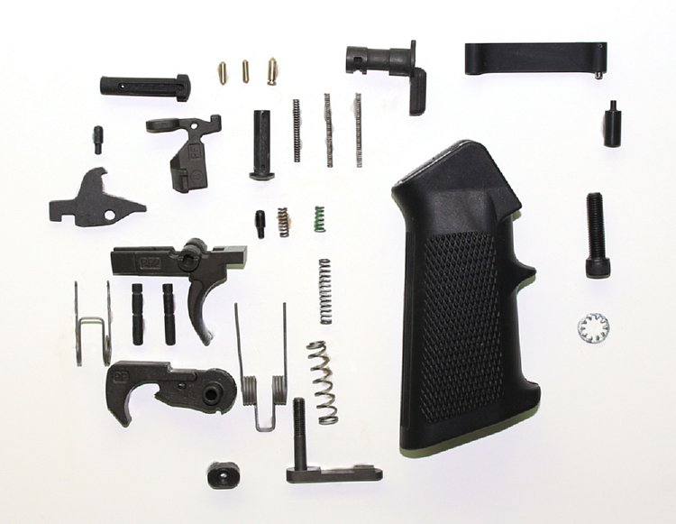 AR15 Lower Completion Parts Kit