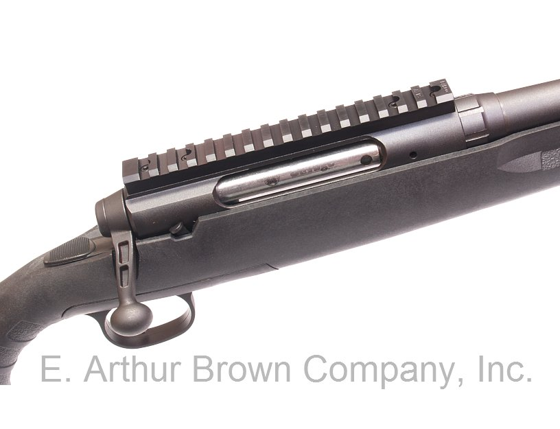 Savage Axis/Edge Picatinny Scope Rail Black