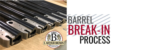 Barrel Break-In Procedure for EABCO Accuracy Barrels - T/C Encore Pro Hunter, Contender, Savage, Remington and Ruger 10/22
