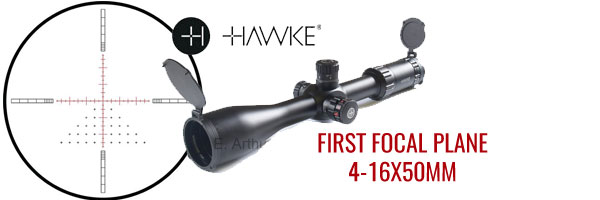 The Ultimate Mildot Riflescope