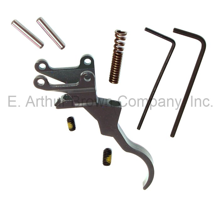 Rifle Basix CZ-52 Trigger for CZ Model 452 Rifles-Black