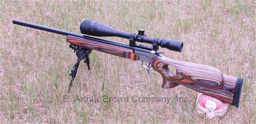 The Legendary T/C Encore Pro Hunter Switch Barrel System