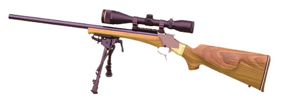 Brown 97D Rifle