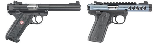 Ruger Mark IV Accessories at EABCO
