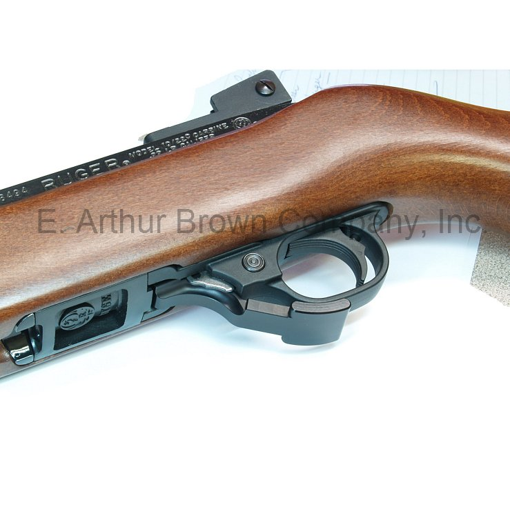 Mag Dropper II Magazine Release Black fits Ruger 10/22