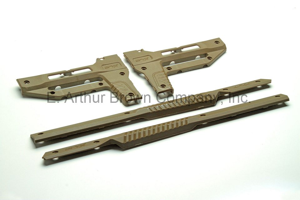 MDT ORYX Chassis Stock Replacement Panels - FDE Flat Dark Earth