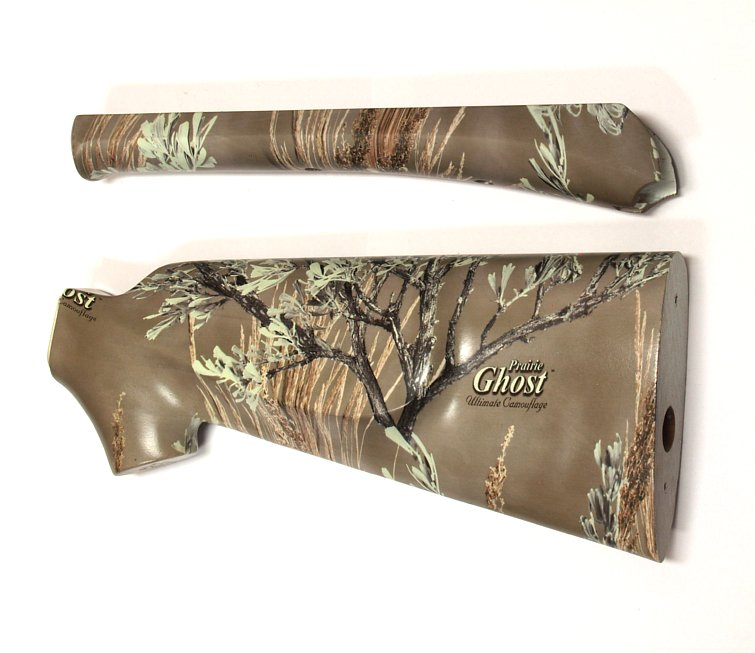 Custom 97D Rifle Stocks Prairie Ghost Camo Pattern