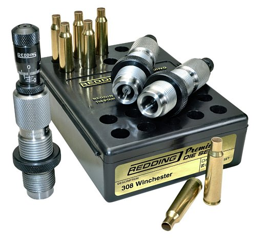 Redding 270 WSM Premium Series Deluxe 3-Die Set