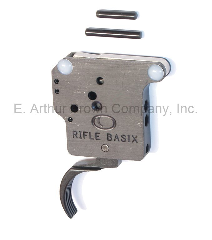Rifle Basix L-3 Target Trigger fits Remington 700, 40X, 7, and XR-100, Black