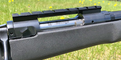 Savage Scope Mounts