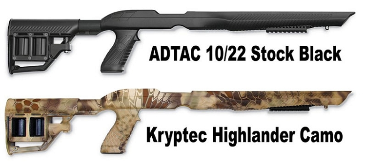ADTAC RM4 10/22 Rifle Stock by TacStar | Adaptive Tactical