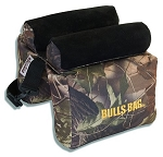 Pro-Series Bulls Bag Camo/Suede Shooting Rest
