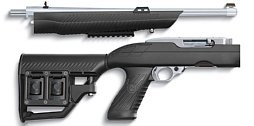 ADTAC Take-Down 10/22 Rifle Stock Black by TacStar | Adaptive Tactical