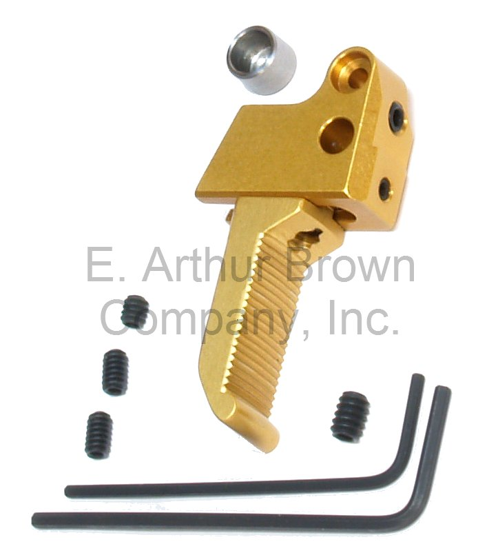 Majestic Arms Gold Standard Trigger fits Ruger Mark III, MKIV, and 22/45