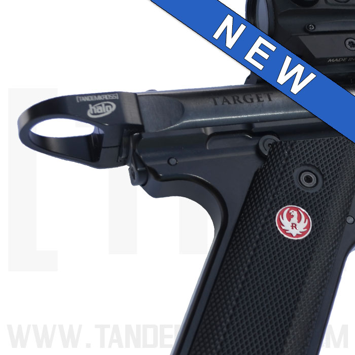 Halo Charging Ring For Ruger Mk Iii Mk Iv By Tandemkross